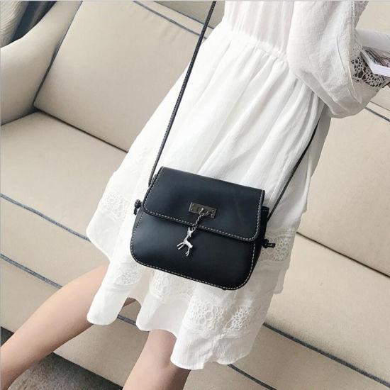 Shell Women Messenger Cross Body Handbags PU Leather Mini Female Shoulder Handbags