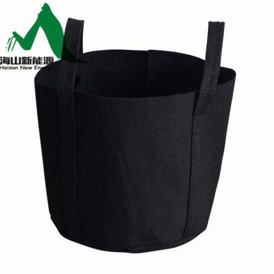 Eco-Friendly Planter Grow Bag/Seeding Bag Grow Bag Plant Bag/Fabric Tree Planting Bags pictures & photos