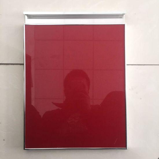 High Gloss Kitchen Cabinet Doors: China Aluminum Frame High Gloss Kitchen Cabinet Door
