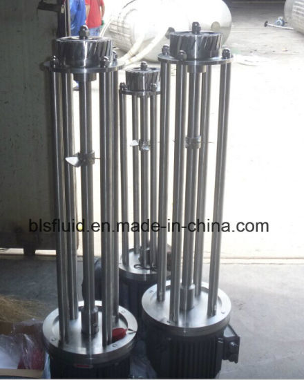 Batch High Shear Dispersing Emulsifier pictures & photos