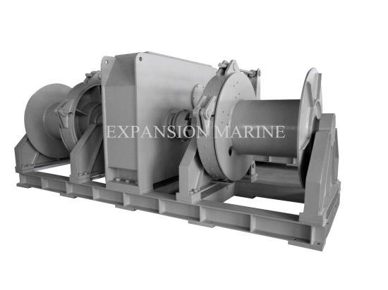 200kn 20 Ton Hydraulic Mooring Winch