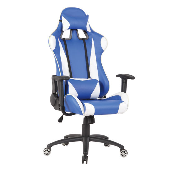 Modern Ergonomic Swivel Lift PU Reclining Office Racing Chair (FS-RC004-red) pictures & photos