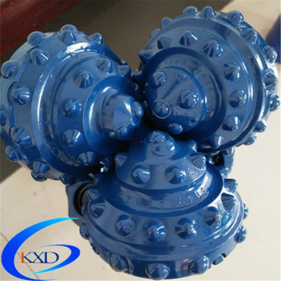 12 1/4 Inch IADC537 TCI Tricone Drilling Rock Bit
