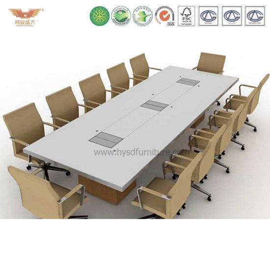 China Sectional Metal Frame Meeting Table Elliptical Meeting Table - Elliptical conference table