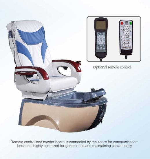 Luxury But Cheap Foot Massage Chair (A502-15) pictures & photos