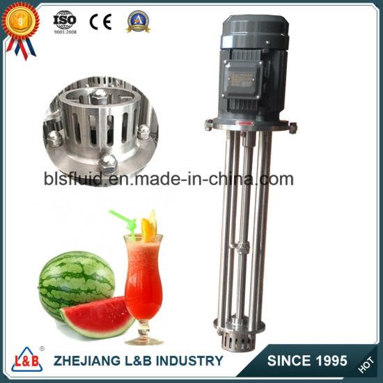 Watermelon Juice Homogenizer Mixer|Industrial Fruit Juice Extractor High Shear Mixer