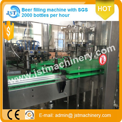 Automatic Wine Filling Packaging Machine pictures & photos
