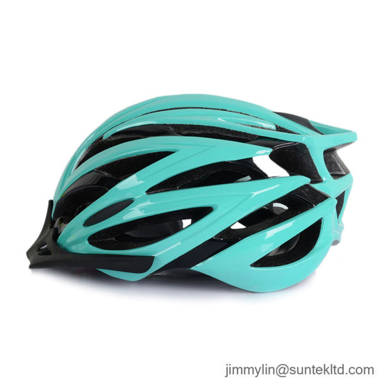 Protective PC Shell Bike Helmet with Ce Approved