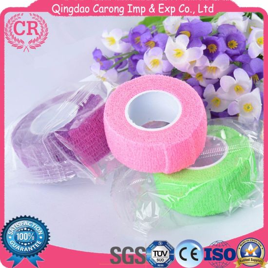 Medical Disposable Self-Adhesive Elastic Bandage pictures & photos