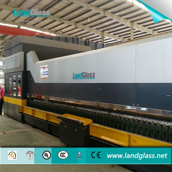Landglass CE Certificate Traditional Tempered Glass Machine pictures & photos