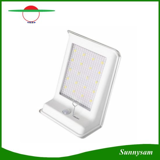 China 20 led solar led wall light motion sensor light control 20 led solar led wall light motion sensor light control waterproof outdoor wall mounted lamp workwithnaturefo