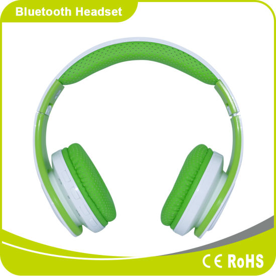 Comfortable High Sound Quality Fashion Bluetooth Headphone pictures & photos