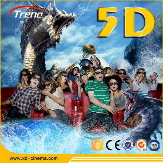 Best-Selling Original 5D Cinema Equipment for Amusement Park