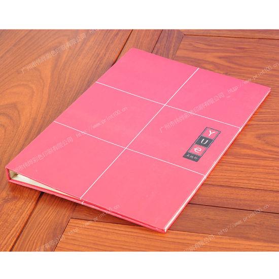 Plastic / PP / PVC Printing Office Folder / Stationery
