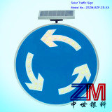Good Quality Solar Powered Traffic Sign / Road Sign / Warning Sign pictures & photos