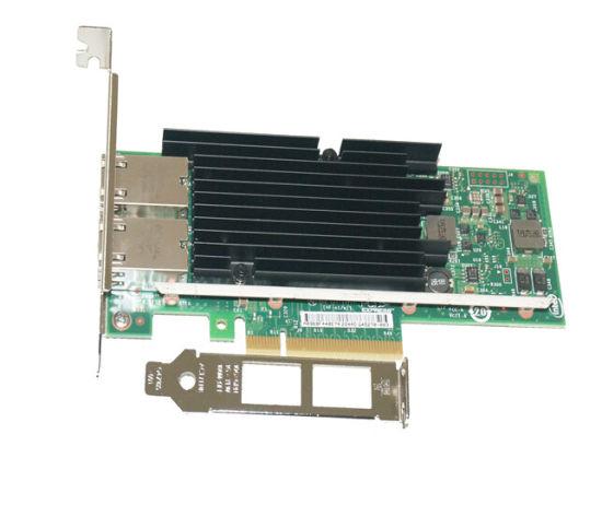 Intel X540-T2 10GB PCIe 2.0 Ethernet Network Adapter Dual Port RJ45 Interface