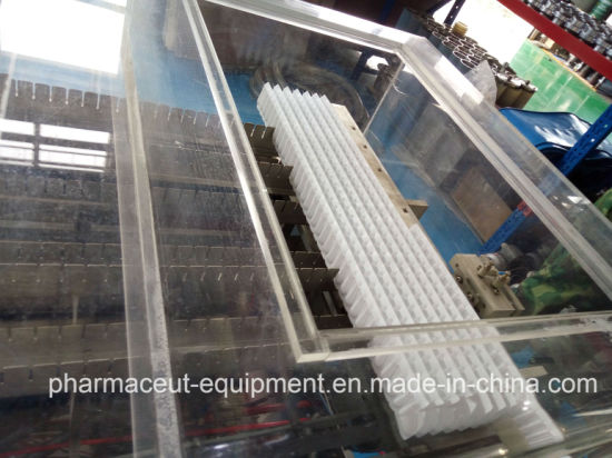 PVC/PE Packing Materical for Suppository Forming Filling Sealing Machine pictures & photos