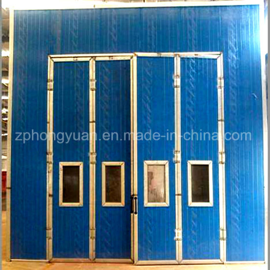 Spray Booth Filter Wide Space Paint Bake Truck Auto Painting Booth