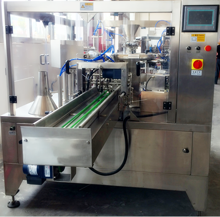 Rotary Packing Machine for Liquid Products pictures & photos
