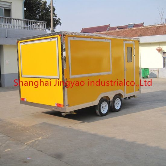 Hot Selling Outdoor Mobile Mini Food Truck Ice Cream for Sale pictures & photos