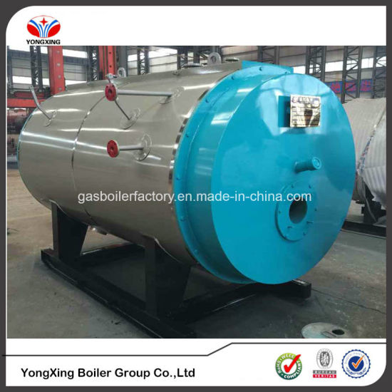 China Energy Saving Oil& Gas Fired Steam Boiler by Leading ...