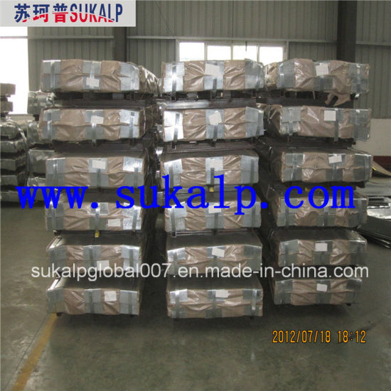Raw Material for Corrugated Roofing Sheet pictures & photos