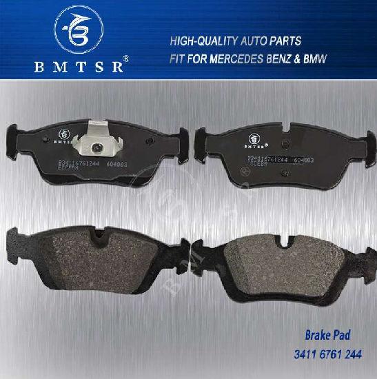 Brake Pads for BMW E36 E46 Auto Disc Brake Pad OEM 34116761244