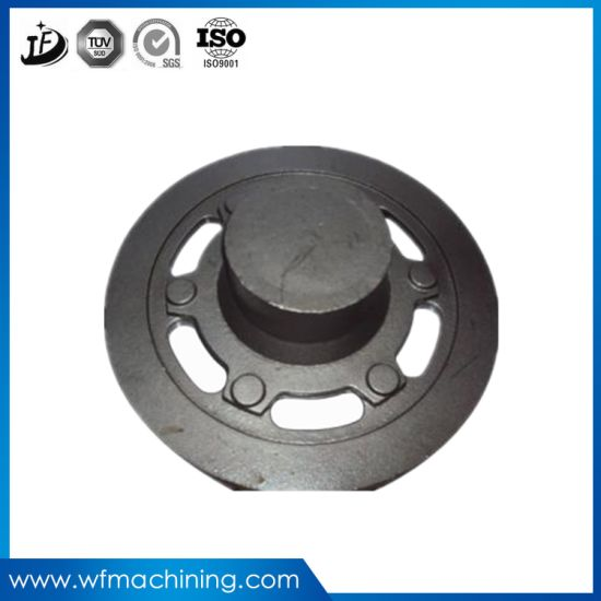 OEM Stainless Steel Iron Forging Part with Competitive Price pictures & photos