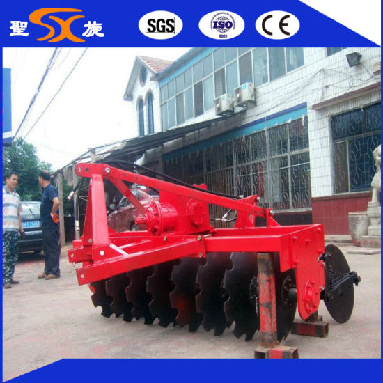 Water Land/Paddy Field Agricultural Tillage Machine with 8 Gap Discs pictures & photos