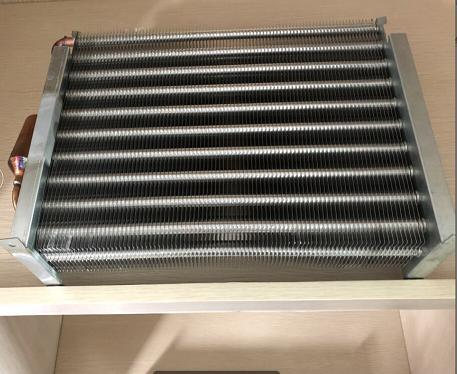 China Boiler Radiator Copper Tube Aluminum Finned Heat Exchanger ...