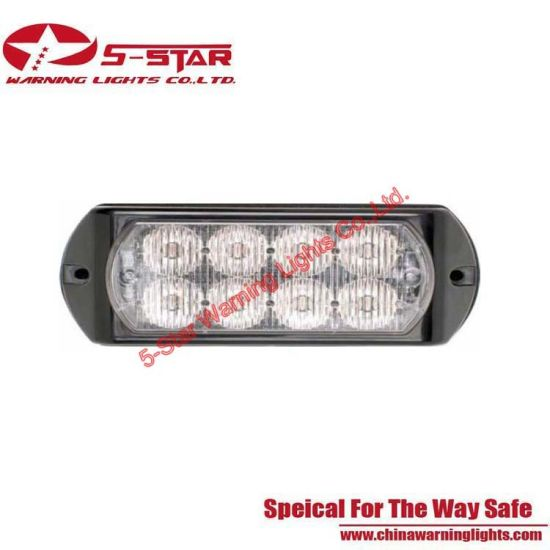 8W Grille LED Emergency Vehicle Warning Light pictures & photos