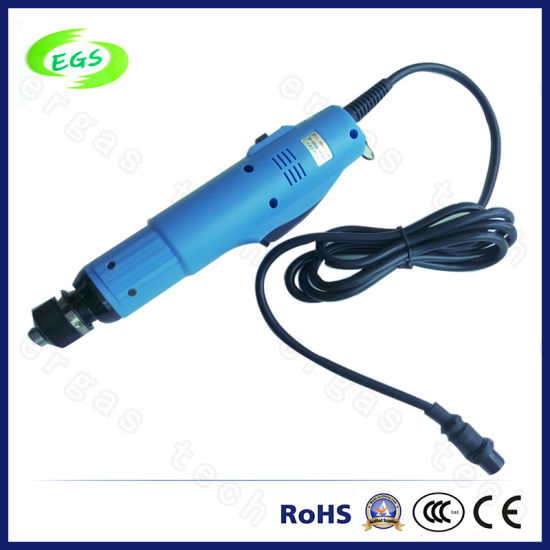 0.2-0.8 N. M Blue Stainless Steel Electric Screwdriver Power Tools (POL-800T)