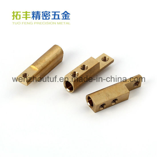 Car Parts Hot Sale Brass Spare Terminal Connectors pictures & photos