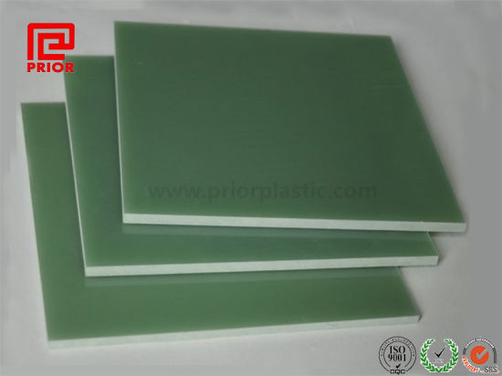 Fr4 Insulation Material Made as Per NEMA Standard pictures & photos
