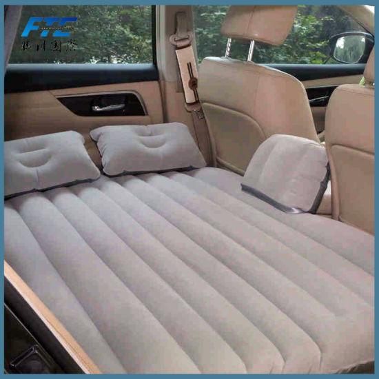 China Hot Inflatable Car Back Seat Air Mattress Car Bed China
