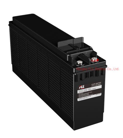 Customizable, Lithium, Lithium Ion, Li-ion Battery, LiFePO4-Fll12V100ah