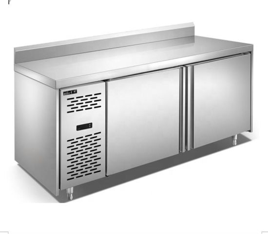 Stainless Steel Commercial Worktable Refrigerator/Work Cooler/Fridge Counter pictures & photos