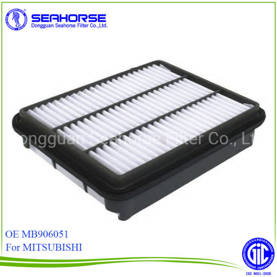 Md620596 Automobile Parts Air Filter for Mitsubishi/Chrysler/Mazda Car