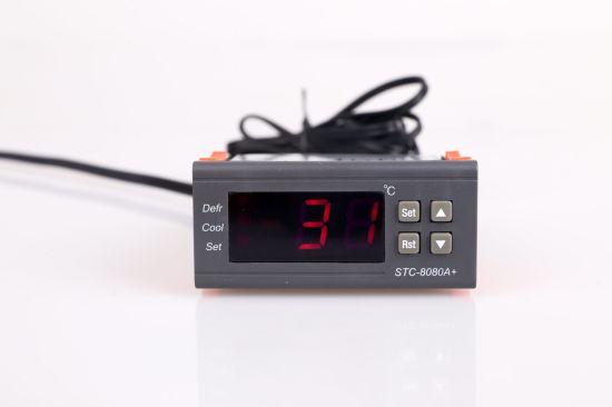 Multi Channel Refrigeration Parts Temperature Controller Stc-8080A+