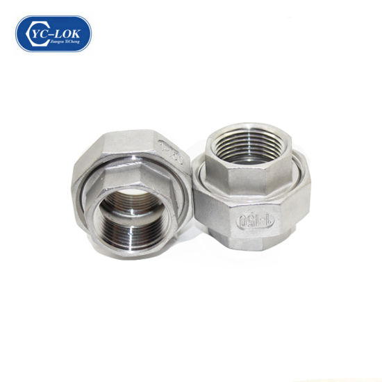 Hot Galvanized Ntp Female Union Elbow Malleable Iron Pipe Fittings