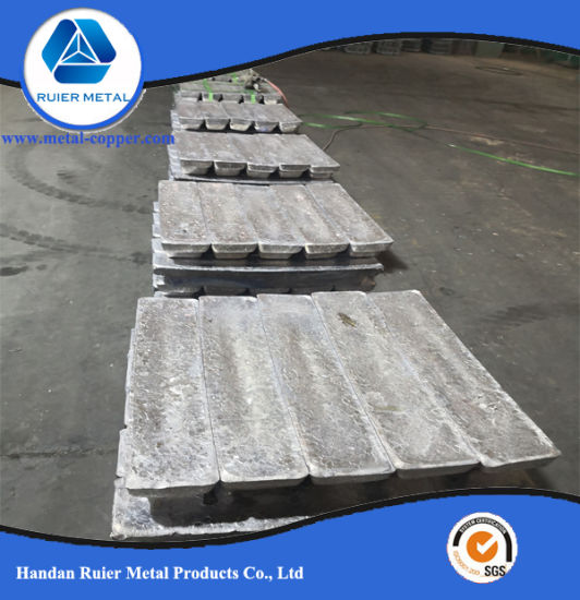 High Quality Lead Ingot/Pig at Competitive Price pictures & photos