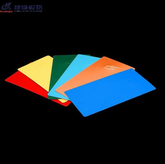 Prepainted Aluminum Coil for Composite Panel pictures & photos