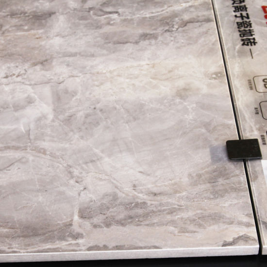 China Glossy Surface Marble Effect Ceramic Tile Bathroom Kitchen Home Porcelain Floor Flooring Tile China Flooring Tile Marble Tile