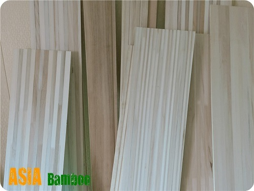 Edge Glued Paulownia Furniture Board pictures & photos