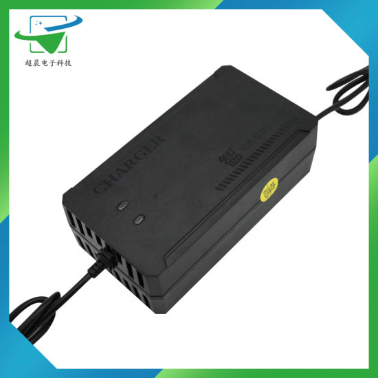 48V Output E-bike Scooter 2.5A Li-ion Lithium Battery Charger Adaptor W// PC Plug