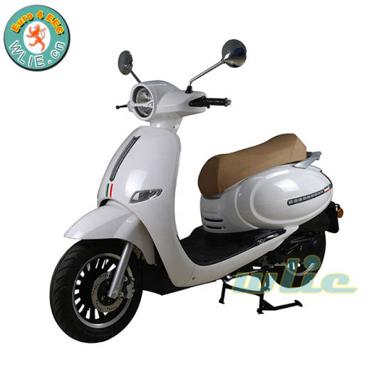 Hot Sale Cheap Gas Scooter for Export China Swanx 50 (Euro 4)