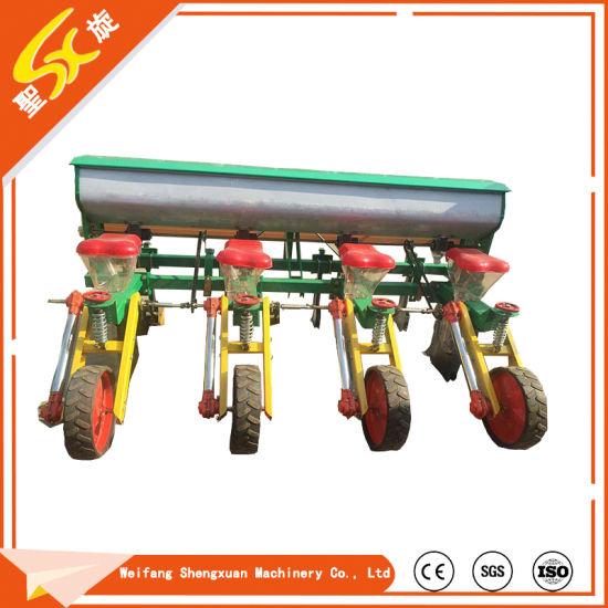 China Four Rows No Till Soybean Corn Maize Seeder China Corn