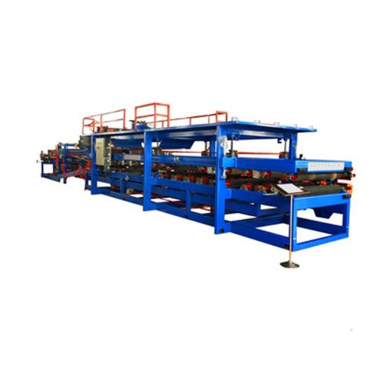 Dixin EPS and Rock Wool Profile Sandwich Panel Cold Roll Forming Making Machine pictures & photos