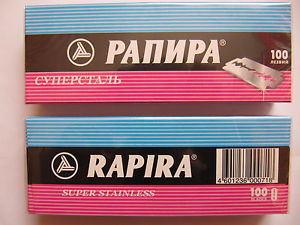 Safety Razor Blades Stainless Steel Sweden Razor Blades