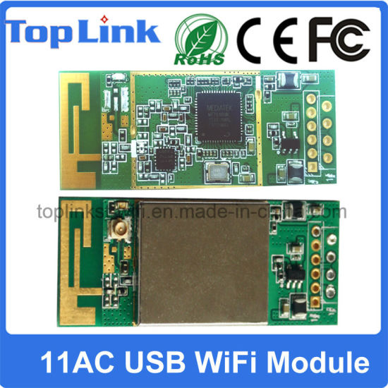 5m01 802.11AC 600Mbps Dual Band USB Embedded WiFi Module pictures & photos